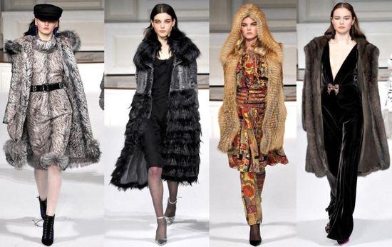 Модные норковые шубы 2015: модели и фасоны