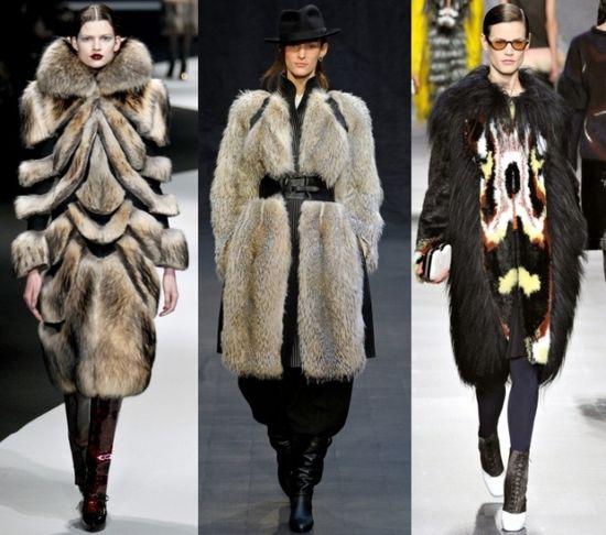 Модные шубы 2015 года