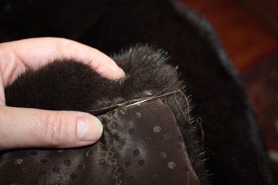 Что такое мездра норковой шубы: все о ней