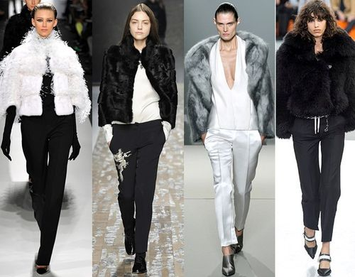 Какие шубы в моде зимой этого года: обзор моделей