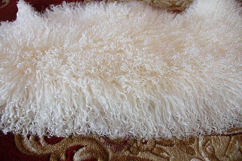 Модные модели овчинных полушубков