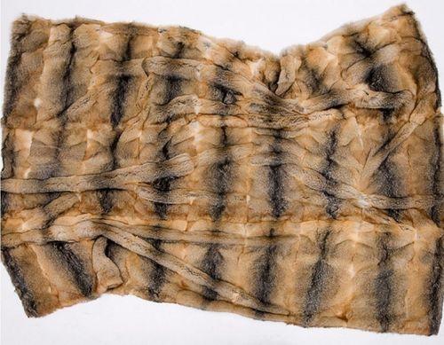 Плед меховый натуральный