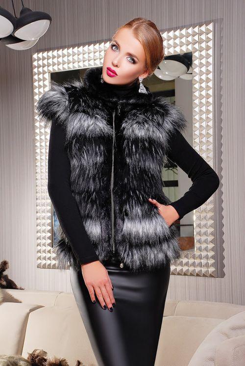 Изделия из натурального меха от Mega furs