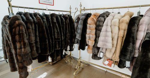 Шубы и дубленки в меховых салонах Кирова