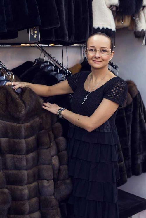 Новинки каталога меховых салонов Новосибирска
