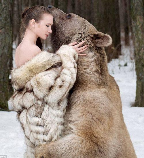 Бывают ли шубы из медведя? Расскажем!
