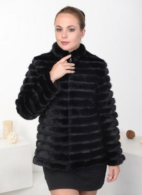 Норковая куртка Эллада
