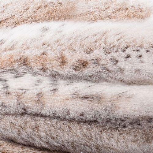 Мех канадской рыси