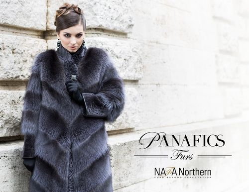 Верхняя одежда от меховой фабрики Панафикс
