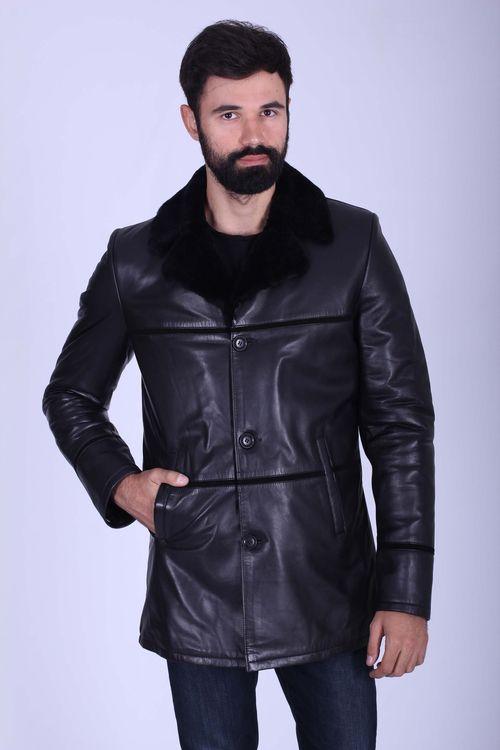 Обзор мужских дубленок турецких брендов