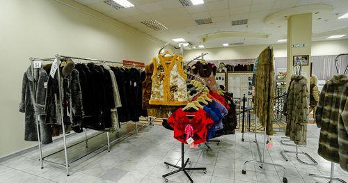 Меховая одежда от бренда «Белка»